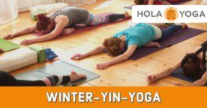 Hola-Yoga-Special: Winter-Yin-Yoga