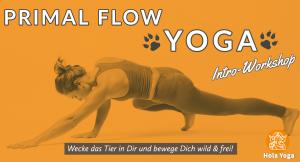 Intro-Workshop: Primal Flow Yoga (PFY)