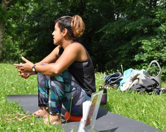 Welt Yoga Tag – Lunapark